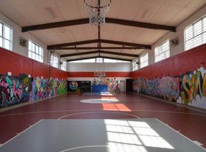 St Kilda PCYC Basketball Court