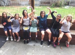 St Kilda PCYC Girls Program