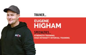St Kilda PCYC trainer Eugene Higham