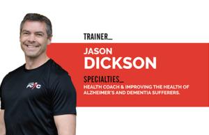 St Kilda PCYC trainer Jason Dickson