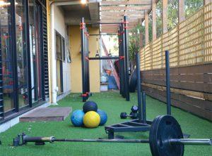 St Kilda PCYC Outdoor Gym