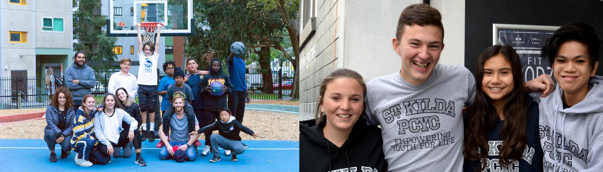 St Kilda PCYC Youth Programs